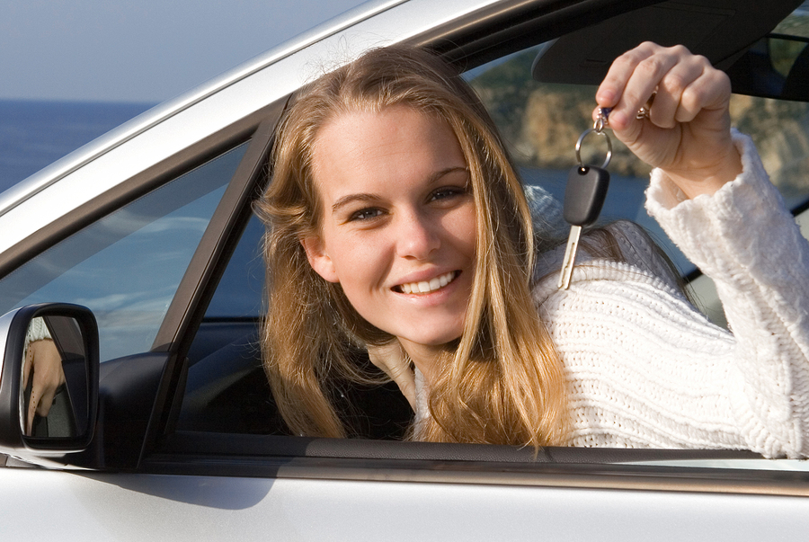bigstock happy young woman with new car 16235855 - FAQ